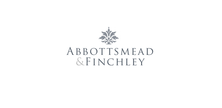 Abbotsmead and Finchley logo design